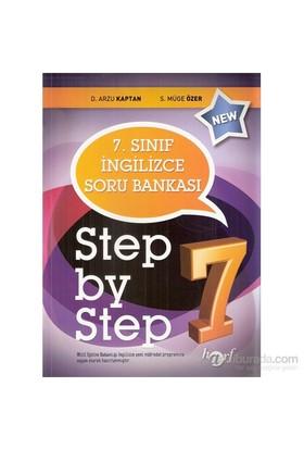Harf Step By Step 7.Sınıf English Soru Bankası-S. Müge Özer