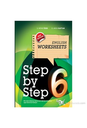 Ortaokul 6. Sınıf Step by Step English Worksheets