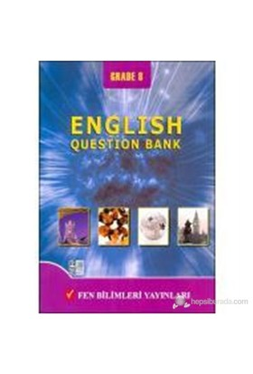Fen 8. Sınıf İngilizce Soru Bankası