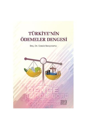 Türkiyenin Ödemeler Dengesi-Cengiz Bahçekapılı