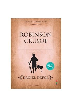 Dünya Klasikleri Dizisi: Robinson Crusoe-Daniel Defoe