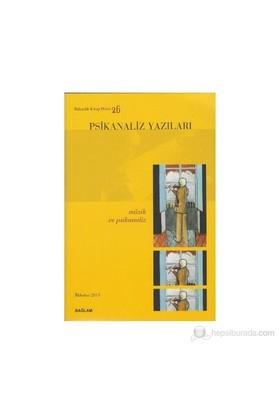 Psikanaliz Yazıları 26 - Müzik Ve Psikanaliz-Kolektif