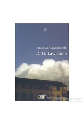 İtalya'Da Alacakaranlık-David Herbert Lawrence