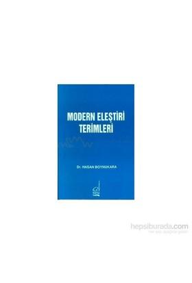 Modern Eleştiri Terimleri-Hasan Boynukara
