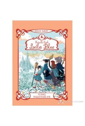 Küçük Cadı Leila Blue Elmas Yusufçuklar 4. Kitap-Miriam Dubini