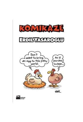 Komikaze (İngilizce)-Erdil Yaşaroğlu