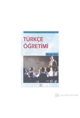 Türkçe Öğretimi-Recep Nas