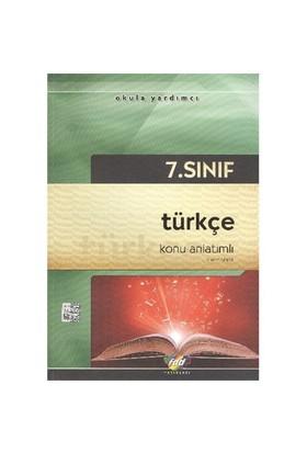 Fdd 7. Sınıf Türkçe Konu Anlatımlı - Ahmet Sınar