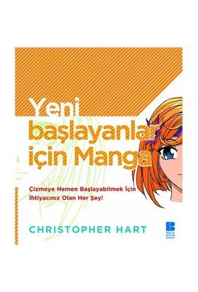 Yeni Başlayanlar İçin Manga - Christopher Hart