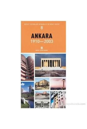 Ankara 1910 - 2003-Kolektif