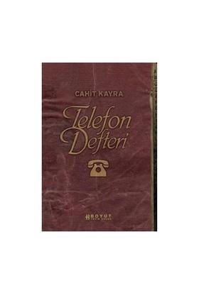 Telefon Defteri - Cahit Kayra
