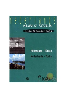 Hollandaca - Türkçe Kılavuz Sözlük