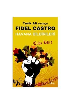 Havana Bildirileri-Fidel Castro