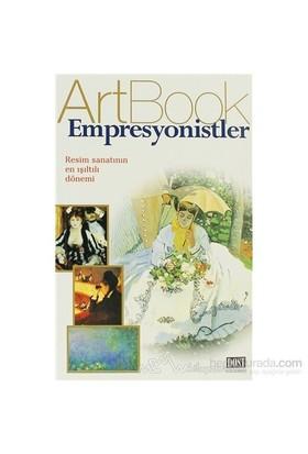 Artbook Empresyonistler-Simona Bartolena