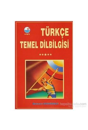Türkçe Temel Dilbilgisi-Mehmet Hengirmen