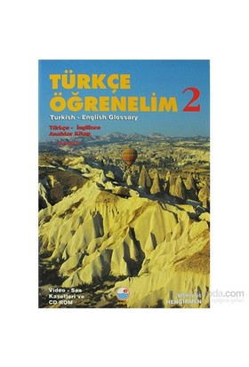 Türkçe Öğrenelim 2 Türkçe - İngilizce Anahtar Kitap / Turkish - English Glossary - Vcd'Si Ayrıca Sa-Mehmet Hengirmen
