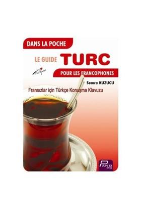 Dans La Poche Le Guide Turc Pour Les Francophones
