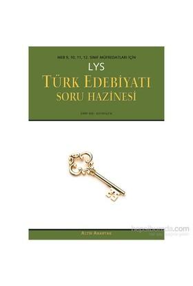 Altın Anahtar Lys Türk Edebiyatı Soru Hazinesi-Ali Selçuk