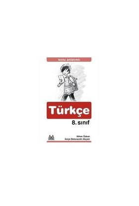 8. Sınıf Türkçe Konu Anlatımlı Yardımcı Ders Kitabı