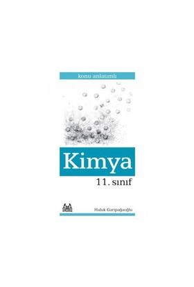 11. Sınıf Kimya Konu Anlatımlı Yardımcı Ders Kitabı