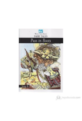 Puss İn Boots (Stage 3) - Fairy Tales