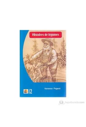 Histoires De Legumes (Niveau 2)-Kolektif