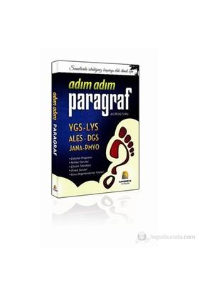 Adım Adım Paragraf - YGS-LYS-KPSS-ALES-DGS-JANA-PMYO - Ali Pehlivan