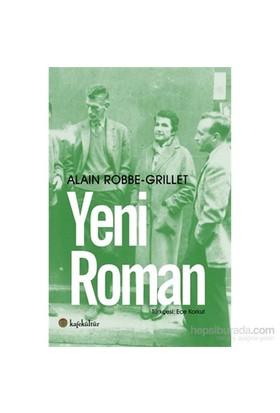 Yeni Roman-Alain Robbe Grillet