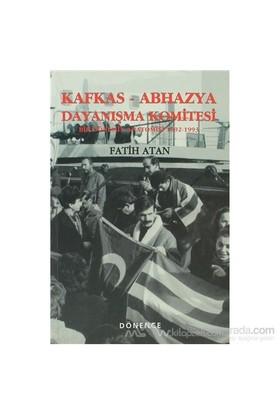 Kafkas - Abhazya Dayanışma Komitesi-Fatih Atan