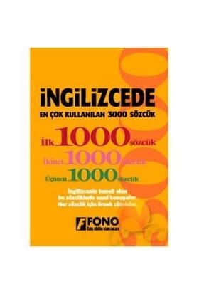 Fono İngilizcede En Çok Kullanılan 3000 Sözcük