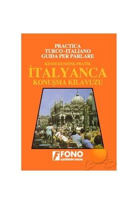 Fono İtalyanca Konuşma Kılavuzu - Neval Barlas