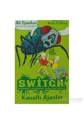 Switch Hücresel Döşümü Başlatan Serum 2 Kanatlı Ajanlar-Ali Sparkes