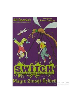 Switch Hücresel Dönüşümü Başlatan Serum 5 Mayıs Sineği Üçlüsü-Ali Sparkes