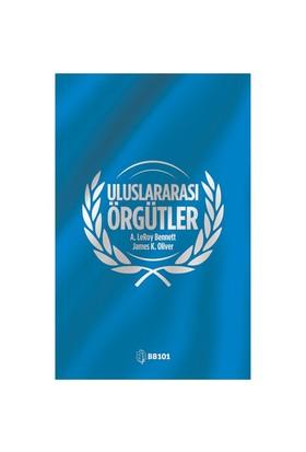 Uluslararası Örgütler-James K. Oliver