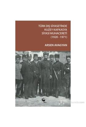 Türk Dış Siyasetinde Kuzey Kafkasya Siyasi Muhacereti (1920 - 1971)-Arsen Avagyan