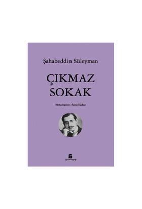 Çıkmaz Sokak-Şahabeddin Süleyman