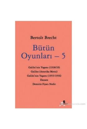 Bütün Oyunları - 5-Bertolt Brecht
