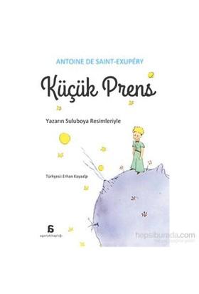 Küçük Prens (Erhan Kayaalp Çevirisi)-Antonie De Saint-Exupery