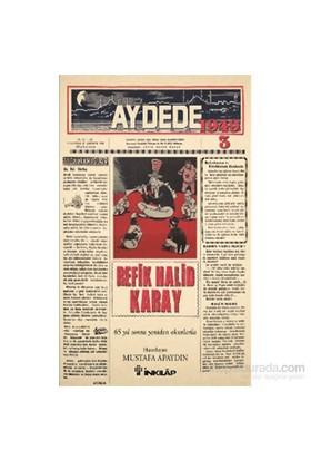 Aydede 1949 - 3-Refik Halid Karay