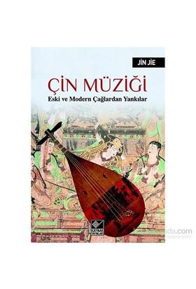 Çin Müziği-Jin Jie
