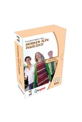 Elit Herkes İçin İngilizce Öğrenim Seti - For Teens