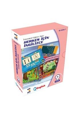 Elit Herkes İçin İngilizce Öğrenim Seti - Q Kids1 (Winnie'nin Dünyası)