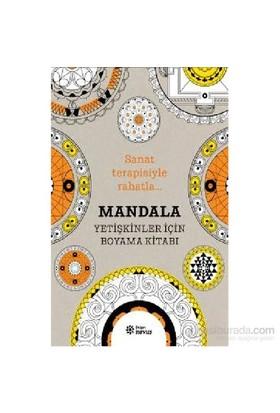 Mandala- Yetişkinler İçin Boyama Kitabı - Sophie Leblanc