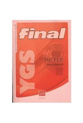 Final Ygs Türkçe Konu Anlatımlı (İ.Taşel) - Hıdır Toraman