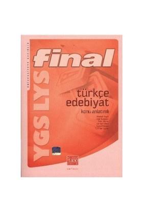 Final Ygs-Lys Türkçe - Edebiyat Konu Anlatımlı (İ.Taşel)