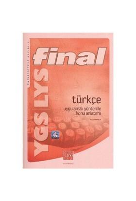 Final YGS-LYS Türkçe Uygulamalı Yöntemle Konu Anlatımlı (İ.Örskaya) - İlyas Örskaya