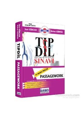 İrem Tıp Dil Sınavı Passagework Soru Bankası - Suat Gürcan