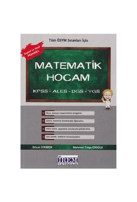 İrem Matematik Hocam Tüm Ösym Sınavları İçin-Mehmet Tolga Eroğlu