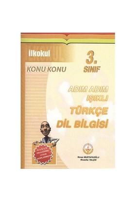 Işıklı Adım Adım Türkçe Dil Bilgisi 3
