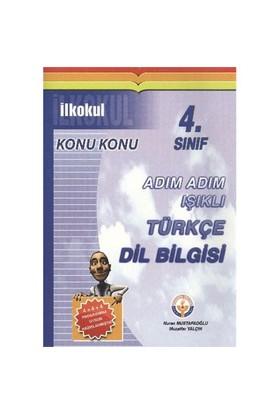 Işıklı Adım Adım Türkçe Dil Bilgisi 4